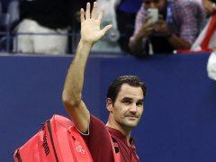 Federer se despide del US Open