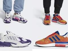Zapatillas de 'Dragon Ball'