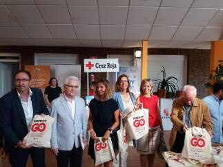 Polanco (I), García y Armisen en jornada de Garantía Juvenil Palencia 4-9-2018