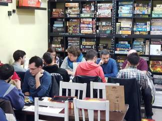 Epic Board Game Cafe