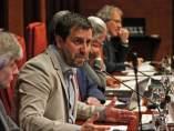 El exconseller de Salud Toni Comín.