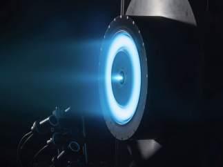 Motor solar de la NASA