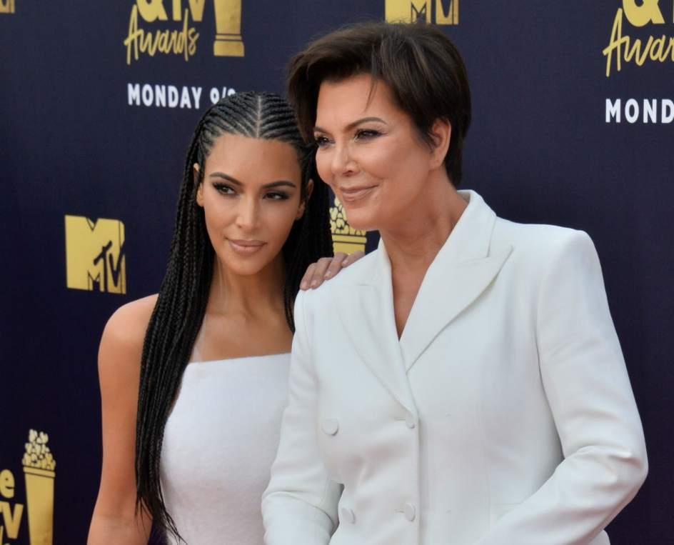 Kris Jenner (6 hijos). La madre de las Kardashian primero tuvo a Kourtney en 1979 y después llegaron Kim (en la imagen), Khloé, Rob, Kendall y Kylie.
