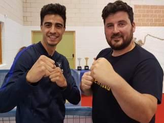 Joel González y David Cal, dos deportistas de bandera
