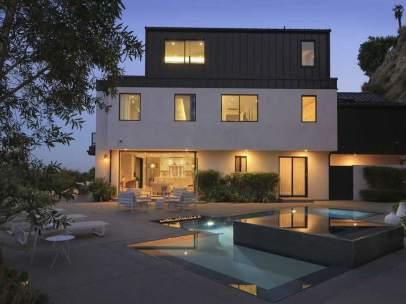 La casa de Demi Lovato