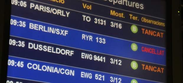 Huelga de tripulantes en Ryanair: cancelados el 8% de los vuelos del viernes 28 de septiembre