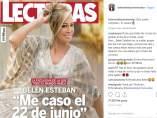 Belén Esteban confirma su boda con Miguel Marcos