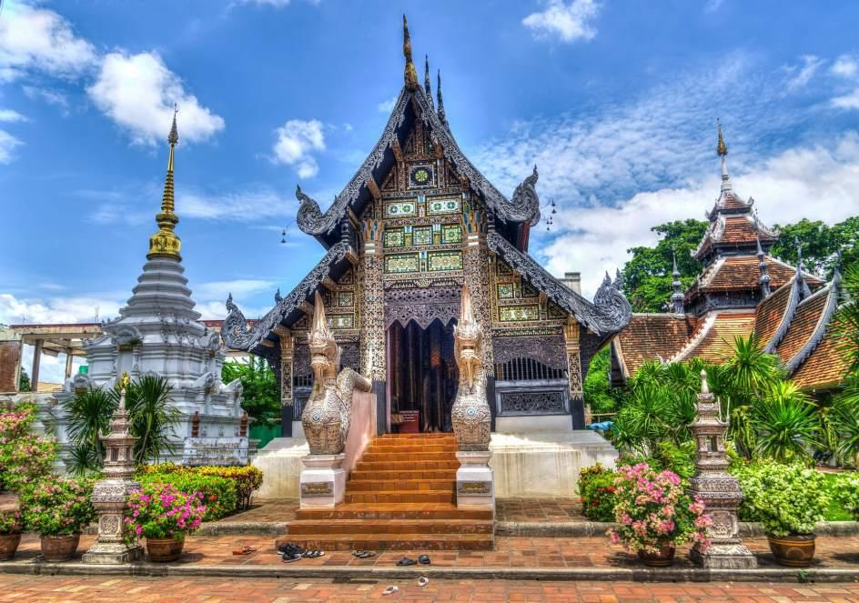 10. TAILANDIA (35,4 MILLONES). El país asiático cierra el top ten y es uno de los grandes imprescindibles. El punto de partida ideal es la capital, Bangkok, que cuenta con numerosos templos, parques y pintorescos barrios. También es imprescindible Chiang Mai, al norte, con su incréible naturaleza pura.