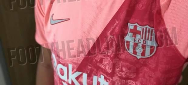 El llamativo diseño de la tercera camiseta del Barça – Rozila 81aacd151b17f