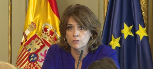 """Dolores Delgado: """"Todos somos cómplices de la justicia"""""""