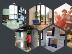 Los 'pisos colmena': tres metros cuadrados por 250 euros al mes