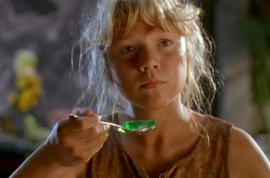 Ariana Richards ('Jurassic Park', 1993). Aunque hizo una breve aparición en la segunda parte, Ariana Richards siempre será recordada por 'Jurassic Park'. Ahora, a sus casi 40 años, prefiere la pintura al cine.