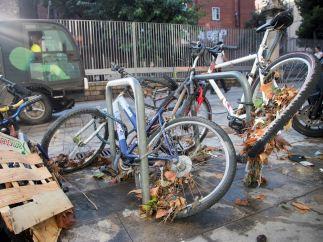 Bicicletas como chicles