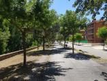Paseo 'Josep Borrell i Fontelles'  de la Pobla de Segur (Lleida)