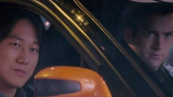 Sung Kang y Lucas Black en 'A todo gas: Tokyo Race'.