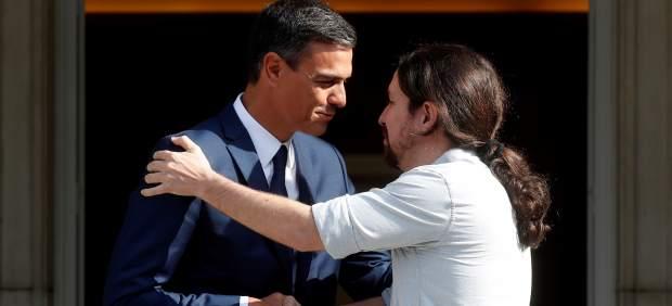 El PSOE arrebata a Podemos su votante tradicional: estudiantes, jubilados y afectados por la crisis ...