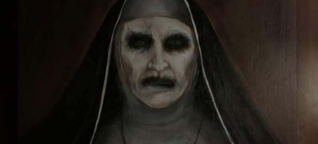 'La monja' se convierte en la película de terror más taquillera en su debut