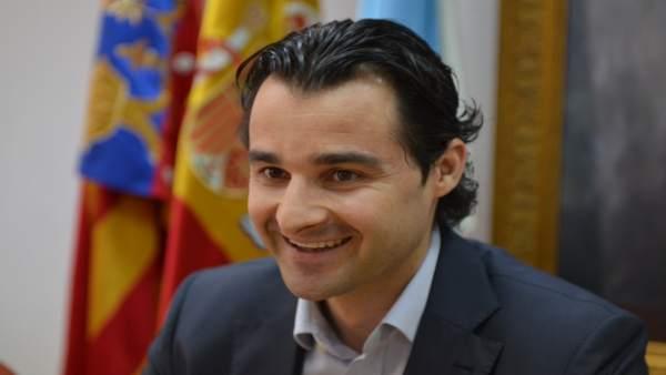 Eduardo Dolón exalcalde de Orihuela (PP) en imagen de archivo