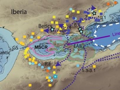 Hallado 'el puente de África': un estudio revela un archipiélago hundido en Alborán que le unía con España 776375-406-304