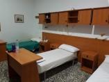 Las nuevas habitaciones de los antidisturbios desplazados a Cataluña