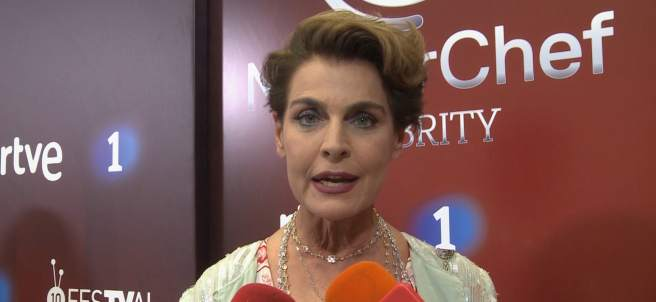 Antonia Dell'Atte carga contra sus compañeros de 'Masterchef Celebrity'