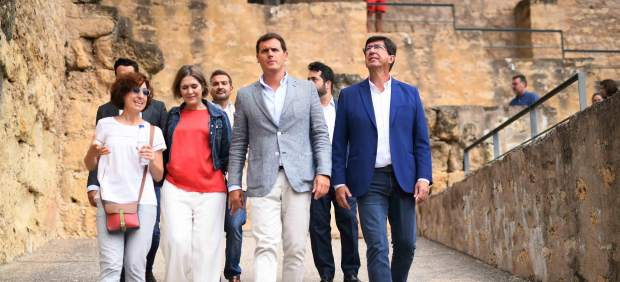Casado y Rivera serán importantes en la campaña andaluza mientras Sánchez e Iglesias se alejan ...