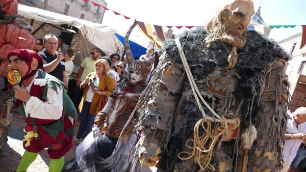 XXII Jornadas Medievales de Ávila 7-9-2018