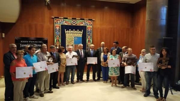 XXXIV Ferias del Jamón de Teruel y Alimentos de Calidad.