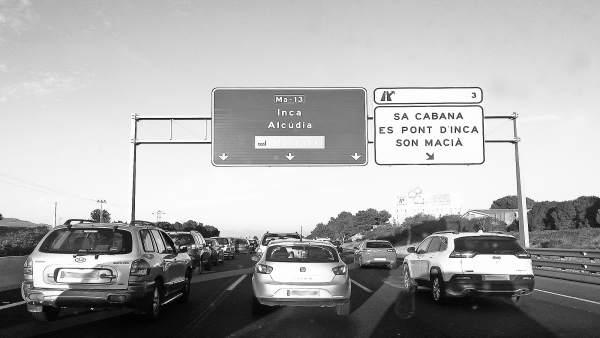 Colapso autopista Campos