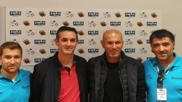 Zinedine Zidane Arnedo
