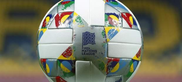 Así quedan la próxima Nations League y los bombos de la Euro 2020