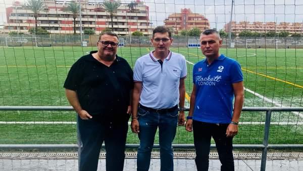 El PSOE pide apostar por el turismo deportivo en Roquetas de Mar