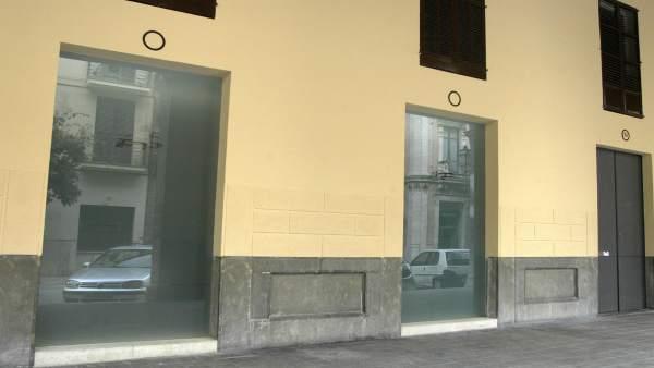Sede del PP en Mallorca
