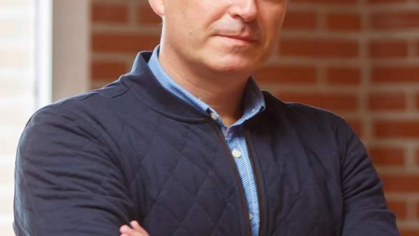 Mikel Izquierdo, catedrático de la UPNA e investigador de Navarrabiomed