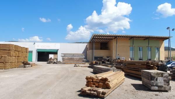 Fábrica de Maderas de Cuenca