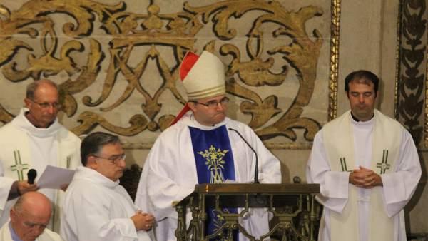 El Obispo José Ignacio Munilla