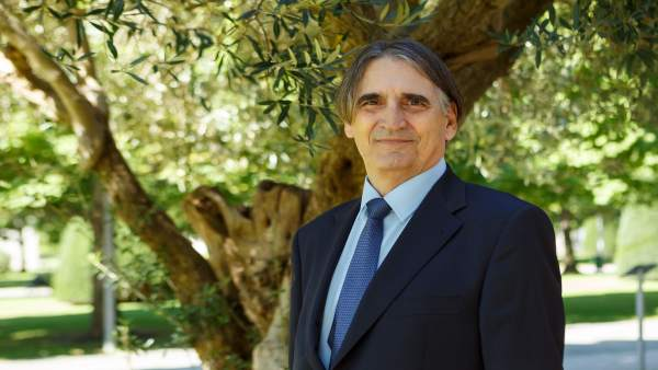 Pedro Arnal, autor de la tesis