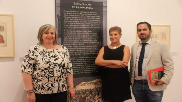 Mancomunidad de la Alpujara valora el apoyo del Parlamento al aniversario