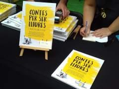 Libro 'Contes per ser lliures'