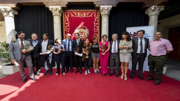 XXX Premios Amigos del Teatro   9-9-2018