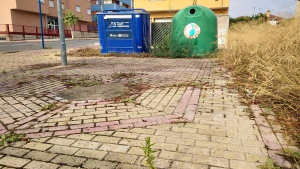 Imagen del casco urbano