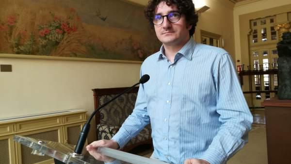 Antoni Reus, diputado de MÉS per Mallorca