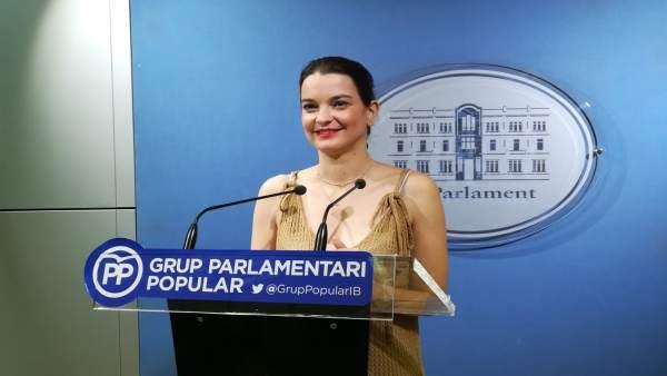 Margalida Prohens, PP