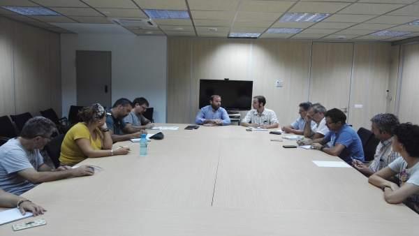 Reunión preparatoria del plan de acción contra el veneno en el medio natural