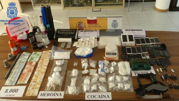 Drogas Ibiza