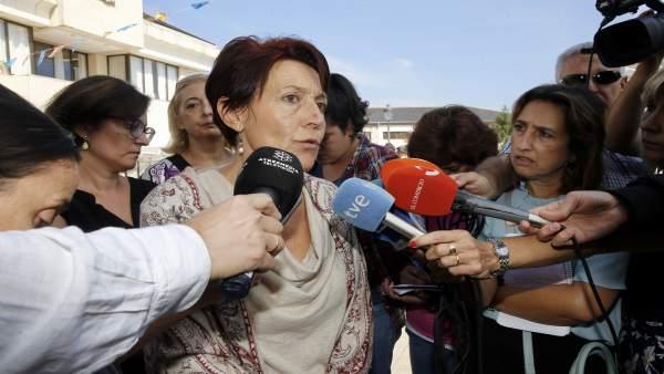 Cecilia Pérez, alcaldesa de El Franco