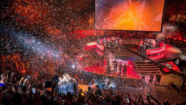 Final europea de 'League of Legends'