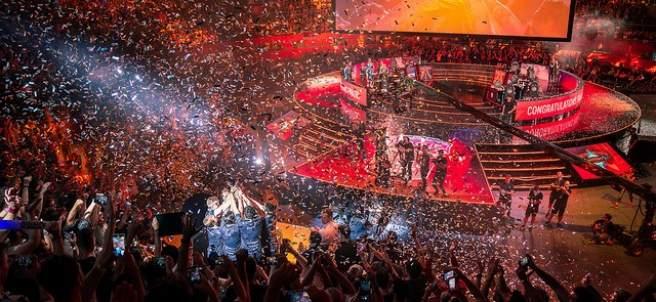 Final europea de 'League of Legends'