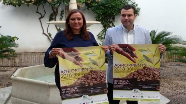 Carrillo y Mármol presentan Agropriego