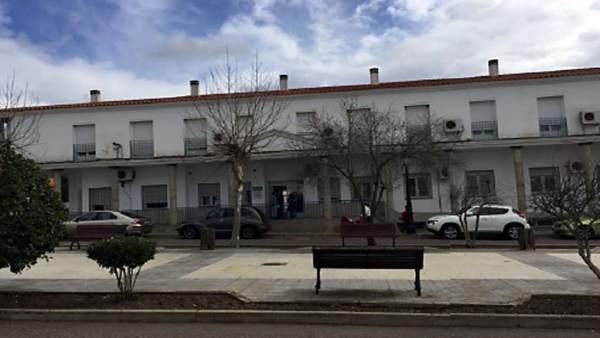 Residencia de tercera edad en Santiago de Alcántara
